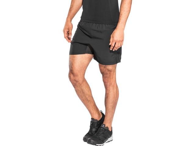 """Salomon Agile Shorts 5"""" Herr black"""
